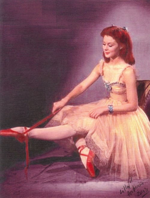 study-of-moira-sherer-in-red-shoes